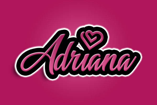 Privatdate Adriana