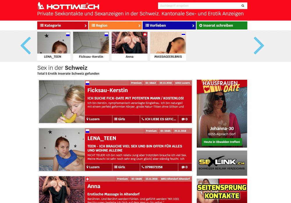 erotik website
